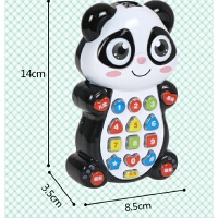 儿童玩具电话机婴幼儿手机0-1-3岁宝宝多功能音乐玩具