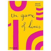 Hervé Tullet . The Game of Lines游戏:线条 英文创意游戏书