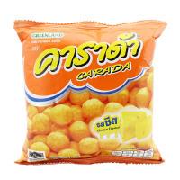 泰国进口卡啦哒奶酪味米球15克膨化米球休闲零食