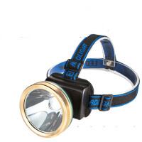 户外照明LED强光头灯充电 远射头戴式手电筒夜钓鱼头顶矿灯