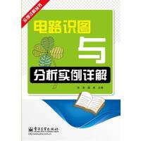 电路识图与分析实例详解 正版 徐涛,魏泰 9787121215476