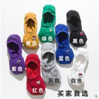 船袜女士搞怪袜子女浅口户外新品薄款隐形袜韩国可爱卡通彩色个性潮流