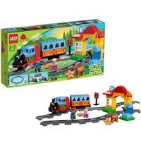 【当当自营】LEGO乐高得宝系列 火车入门套装10507