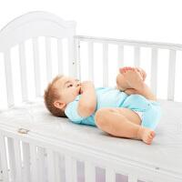 御目 儿童床垫 简约家用0-5岁婴儿软垫青少年可拆洗厚椰棕棉乳胶垫四季可用幼儿园学生单双人垫子满额减限时抢礼品卡儿童家具