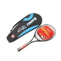 强力 网球拍 带网球回弹器 训练网球拍 初学者 8632B 黑色