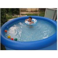 INTEX顶环充气蝶形戏水池 成人家庭儿童游泳池 加厚超大