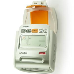 [当当自营]欧姆龙(OMRON)电子血压计HEM-1020 全自动智能测压仪 臂筒袖带