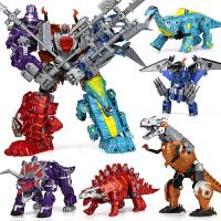 金刚大型恐龙机器人五合体修罗王儿童玩具男孩礼物