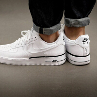【网易考拉】Nike耐克 Air Force 1 07 男空军一号运动休闲板鞋 AA4083