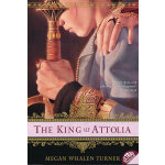 The King of Attolia (The Queen's Thief, Book 3) 女王的小偷第二部:阿托