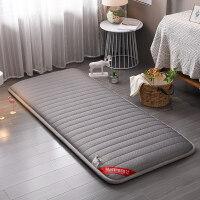 榻榻米床垫子1.5学生宿舍单人0.9m床褥子1.2米地铺睡垫被90x200cm