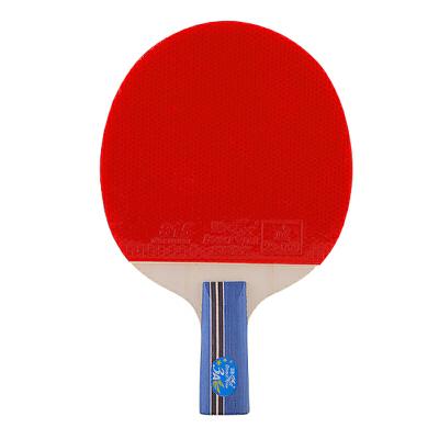 双鱼乒乓球拍单拍 3A三星级乒乓球拍 3星成品拍
