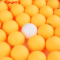 乒乓球 一星乒乓球 训练用球 比赛ppq乒乓球