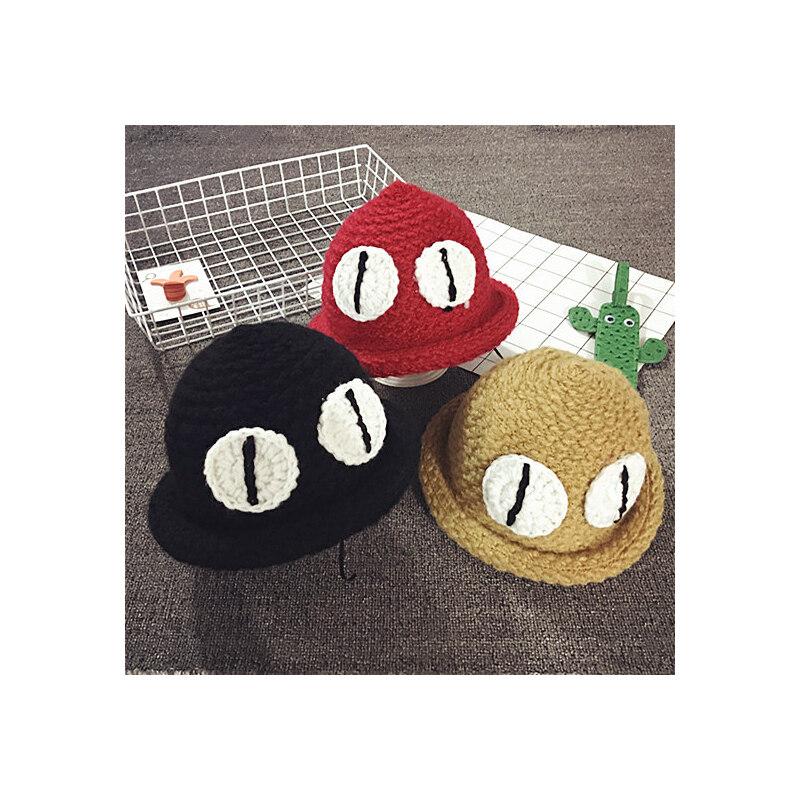 儿童帽子男宝宝帽子2-4岁盆帽冬天渔夫帽女童卷边礼帽韩版潮秋季 发货周期:一般在付款后2-90天左右发货,具体发货时间请以与客服协商的时间为准