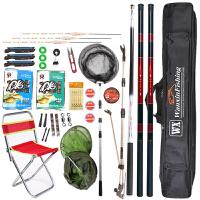 钓鱼竿套装组合 渔具套装手竿渔垂钓用品全套