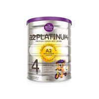 【网易考拉】a2 白金儿童配方奶粉四段 3岁以上 900克/罐