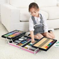 儿童绘画套装画画工具箱组合小学生水彩笔画笔美术礼盒礼物