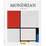 【预订】彼埃・蒙德里安ba-Art, Mondrian-GB 几何抽象画派 非具象绘画 荷兰艺术大师 taschen原