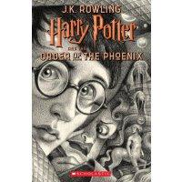 哈利波特与凤凰社20周年纪念版5 英文原版 Harry Potter and the Order of the Pho