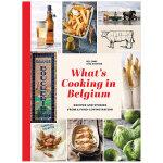 What's Cooking in Belgium 比利时烹饪指南 进口原版图书