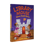 进口 Library Mouse 图书馆的老鼠 儿童趣味英文启蒙绘本