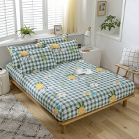 床笠单件纯棉薄棕垫床罩1.2m学生宿舍全棉床垫套1.51.8米床单