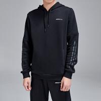 adidas阿迪达斯NEO2019春季新款男运动休闲连帽卫衣DW8182