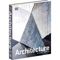 【英文】Architecture A Visual History世界地标建筑档案 建筑艺术与旅游书