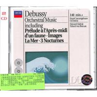 438 742-2 DEBUSSY.ORCHESTRAL(2CD)( 货号:2000014853676)