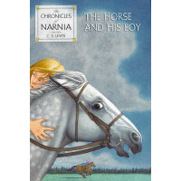 The Horse and His Boy[Hardcover] 纳尼亚传奇:能言马与男孩(大卫・威斯纳插图版,精装)