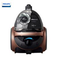 飞利浦(Philips) 吸尘器 家用FC5838/81手持大功率1600W强力吸尘机 无耗材低噪音地毯式高端大吸力
