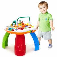 学习桌宝宝玩具台礼物1-3周岁儿童游戏桌