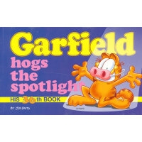 Garfield Hogs the Spotlight加菲猫系列 ISBN9780345439222