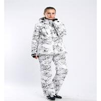 单板滑雪服男女套装双板户外防水保暖韩国版情侣款