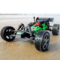 高速赛车电动遥控越野车无刷马达变速漂移四驱山地车模型
