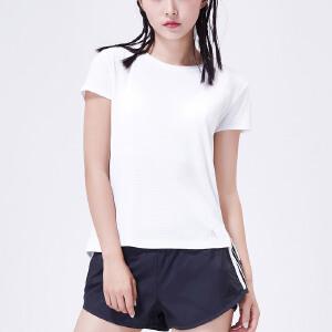 adidas阿迪达斯女装短袖T恤2017新款运动服BK5057