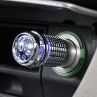 车载空气净化器 汽车氧吧 车用氧吧负离子发生器PM2.5