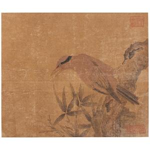 Y411无款《宋元小品》(收藏章:张伯驹、卞永誉,欧洲回流)