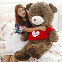 大号毛衣抱抱熊毛绒玩具泰迪熊公仔布娃娃玩具送儿童女友节日礼物