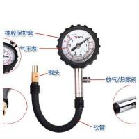 汽车胎压计 车用数显胎压表 监测不锈钢轮胎气压表测压表