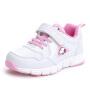 史努比童鞋白球鞋白色儿童运动鞋男女童学生鞋