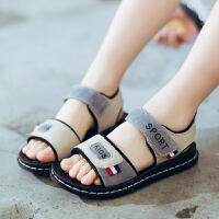 男童凉鞋软底儿童沙滩鞋中大童5-8男孩夏季