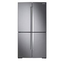 Samsung/三星 RF66M9092S8/SC 662L大容量家用变频风冷无霜 原装进口冰箱梦幻银