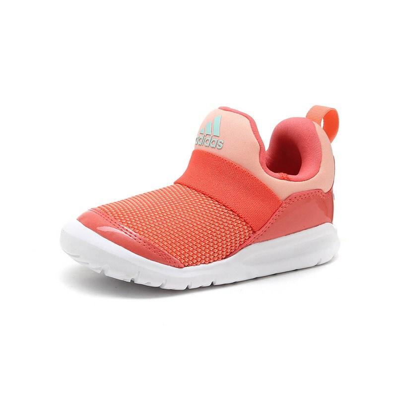 阿迪达斯(adidas)童鞋新款男婴童 海马鞋小童运动休闲鞋