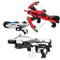 男孩礼物儿童电动玩具枪冲锋枪可发射