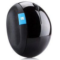Microsoft/微软 Sculpt人体工学鼠标 无线蓝影舒适馒头鼠标 Nano接收器 办公设计家用笔记本电脑通用鼠