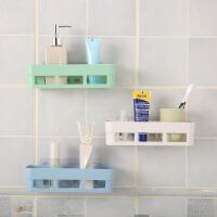 置物架 浴室壁挂式 免打孔无痕吸壁洗漱用品储物架厕所卫生间收纳架