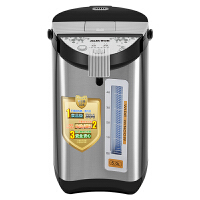 AUX/奥克斯 HX-8107电开水瓶304不锈钢5升大容量家用冲奶电热水壶