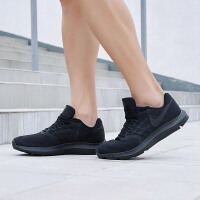 NIKE耐克男鞋跑步鞋2017新款AIR ZOOM飞线气垫休闲运动鞋908989