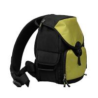 摄影包 胸包式单肩休闲斜跨单反相机包 单反包